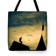 Industrial Carnival Tote Bag
