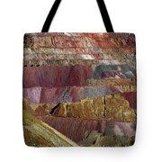 Industrial Colorscape Tote Bag