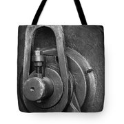 Industrial Detail Tote Bag by Carlos Caetano