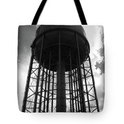 Industrial Eclipse Tote Bag