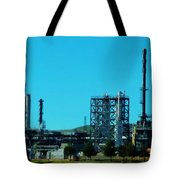 Industrial Firm Tote Bag