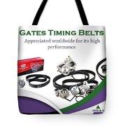 Industrial Gates Timing Belts In Uae Tote Bag