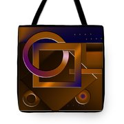 Industrial I Tote Bag