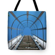Industrial Ladder Tote Bag