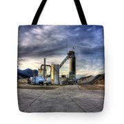 Industrial Landscape Study Number 1 Tote Bag
