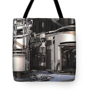 Industrial Manufacturing Tote Bag