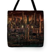 Industrial Psychosis Tote Bag
