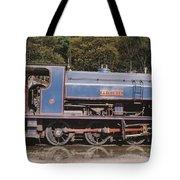 Industrial Steam Engine Tote Bag