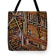 Industrial Storage And Distribution System Tote Bag