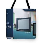 Industrial Thin Client - Itg India Tote Bag