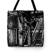 Industry Abandoned  Tote Bag