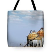 Industry Tank For Gas And Liquid Tote Bag