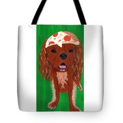 Indy - Pizza Tote Bag