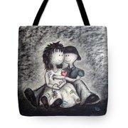 Inevitable Tote Bag