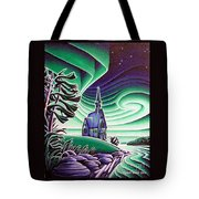 Church Of The Infant Jesus, Longlac, Ontario Tote Bag
