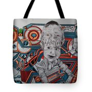Infections Tote Bag