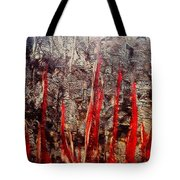 Inferno Tote Bag