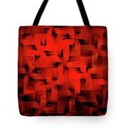 Inferno Tote Bag by Silvia Ganora