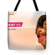 Infertility Treatment From Best Ivf Centre In India Tote Bag