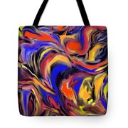 Infinit Complexity Four Tote Bag
