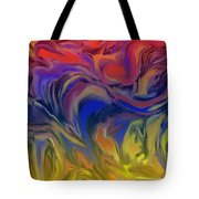 Infinite Complexity Six Tote Bag