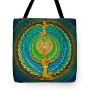 Infinite Isis Tote Bag by Sue Halstenberg