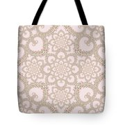 Infinite Lily In Pastels Tote Bag