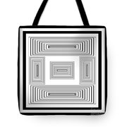 Infinite Maze 2 Tote Bag