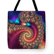 Infinite Rainbow Tote Bag