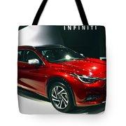 Infiniti Tote Bag