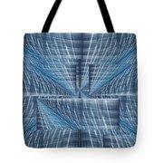 Infinity Highway Tote Bag