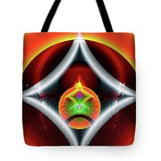 Infinity Loop Tote Bag