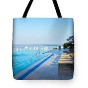 Infinity Pool Tote Bag