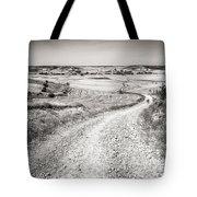 Infinity Road To Santiago Tote Bag