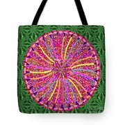 Infinity Star Flower An Abstract Fineart Expression By Navinjoshi At Fineartamerica Colorful Fun Tote Bag
