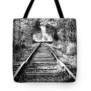 Infinity Train Tote Bag