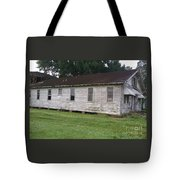 Infirmary Built In 1920s Tote Bag