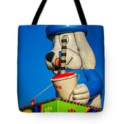 Inflated Temptation 2 Tote Bag
