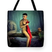 Inflection Point Tote Bag