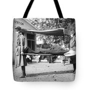 Influenza Epidemic, 1918 Tote Bag