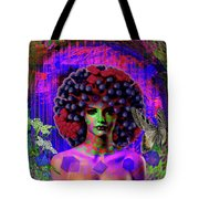 Influenza She Has Gone Viral Tote Bag