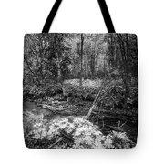Infra Creek  Tote Bag