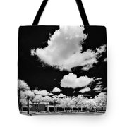Infrared Indian River State College Hendry Campus #1 Tote Bag
