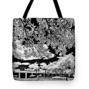 Infrared Indian River State College Hendry Campus #6 Tote Bag