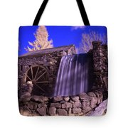 Infrared Mill 1 Tote Bag