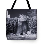 Infrared Mill 2 Tote Bag