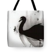 Infrared Reflections Tote Bag