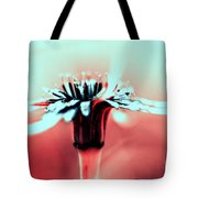 Infrared Wildflower Tote Bag