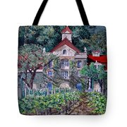Inglenook Winery Napa Valley  Tote Bag