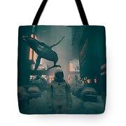 Inhabitants Tote Bag
